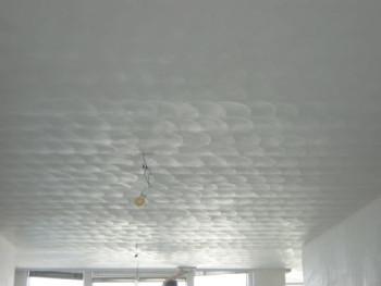 schuurwerkplafond